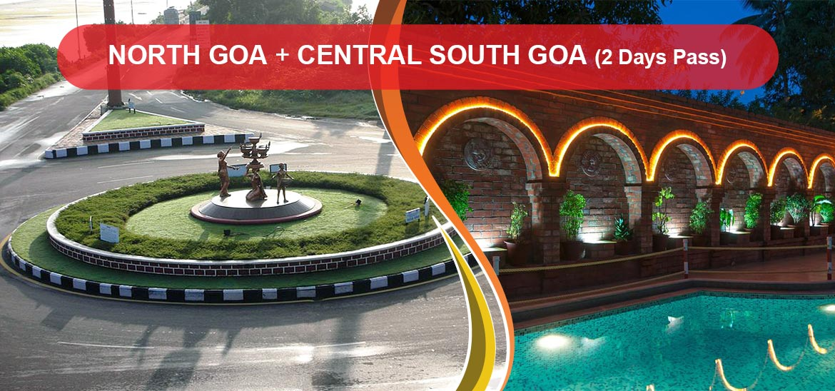 Hop On Hop Off Goa Goa Sightseeing By Goa Tourism Govt